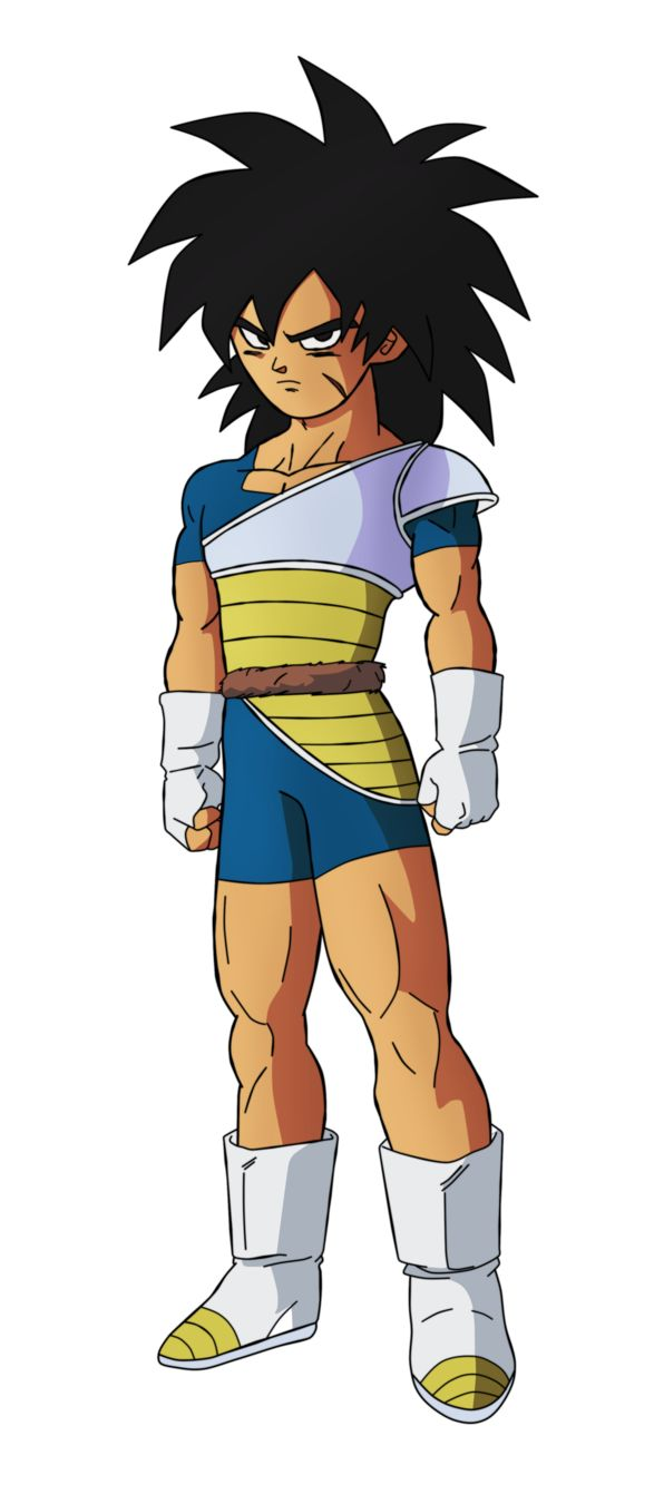 Vegeta And Trunks Fusion