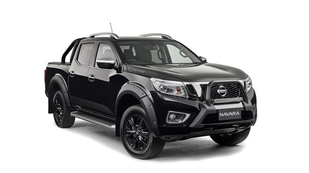 NISSAN MOTORS akan luncurkan Nissan Navara Black Edition.