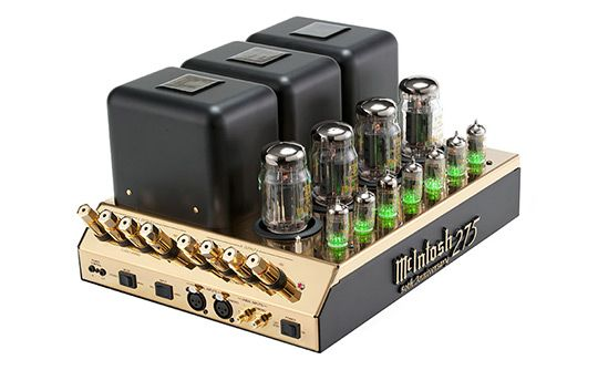 McIntosh 275 Tube Amplifier.  If I only had the money, and a wife that wouldn't freak out if I bought it.