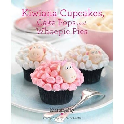 Kiwiana Cupcakes, Cake Pops and Whoopie Pies By Kirsten Day