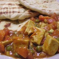 Coconut Tofu Keema @ allrecipes.com.au