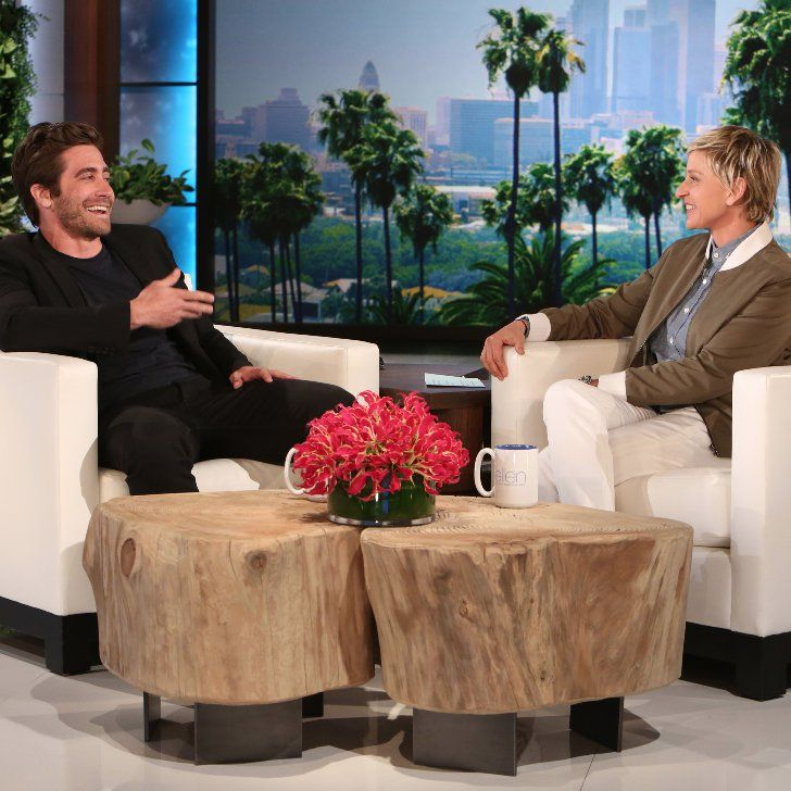 """Pin for Later: Jake Gyllenhaal: """"I Always Bring My First Dates to My Mother's House"""""""