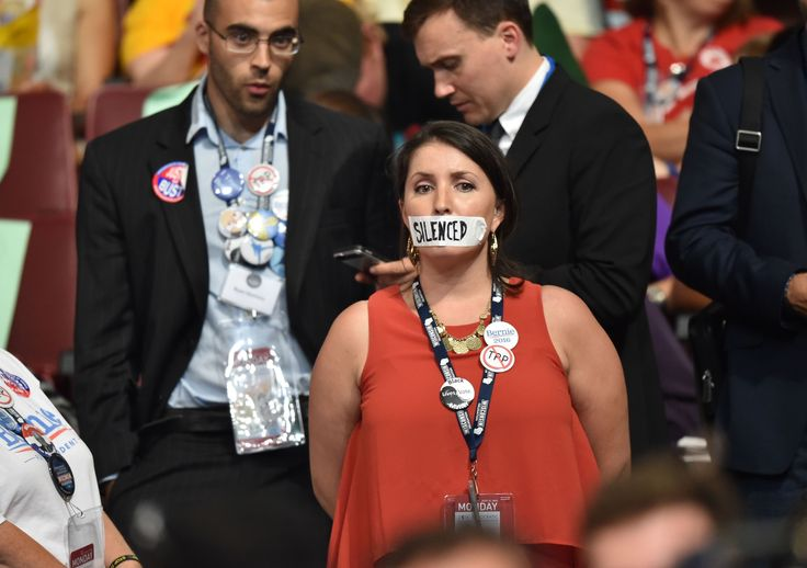 4/27/17 'Shattered' Reveals Clinton and Sanders Staffs Struck Deal to Hide Protests  Democratic National Convention reality much different than media coverage    Audiences watching the Democratic National Convention from home saw a version much different than reality.
