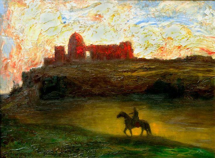 Parsifal i Zamek Grala