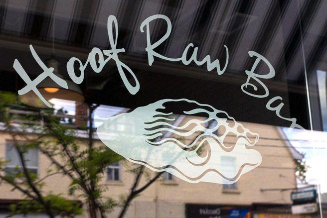 Hoof Raw Bar