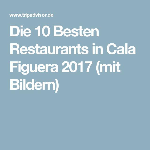 Die 10 Besten Restaurants in Cala Figuera 2017 (mit Bildern)