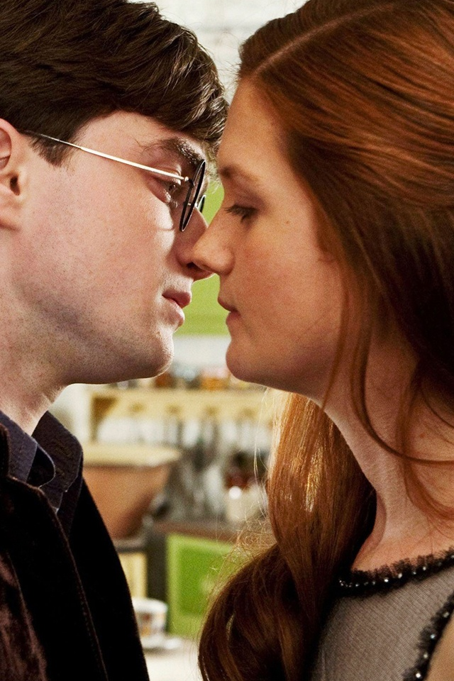 Harry and Ginny. Another Pinner said that Ginny is a rude, annoying character who can't stick to one man and I just want to make it clear that I think she's beautiful, outgoing, kind, and strong-willed. She fights for what she wants and defends it, risks herself for others, and deserves Harry Potter more than anyone else.
