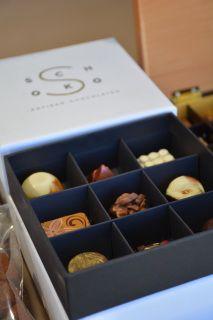 Chocolatairs choice of 9