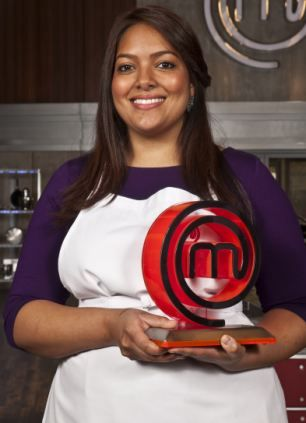 First female Masterchef champion.... Indian too!