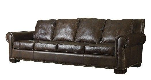 Henredon 4 cushion couch Stacy Furniture