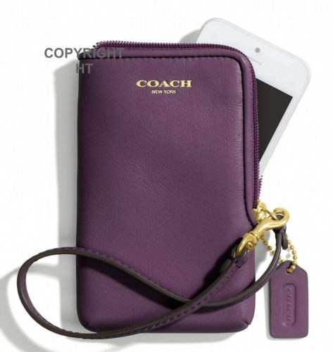 Coach Iphone  Wallet