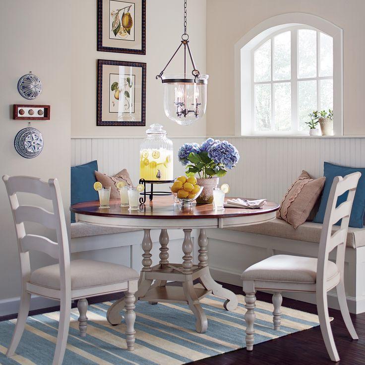 Dalton Dining Table, Round