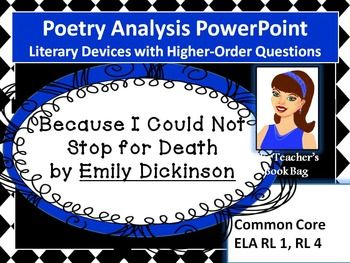 literary criticisms of emily dickinsons poetry An in-depth look at emily dickinson, her life and her poetry editing emily after emily dickinson a volume of dickinson letters, themselves literary.
