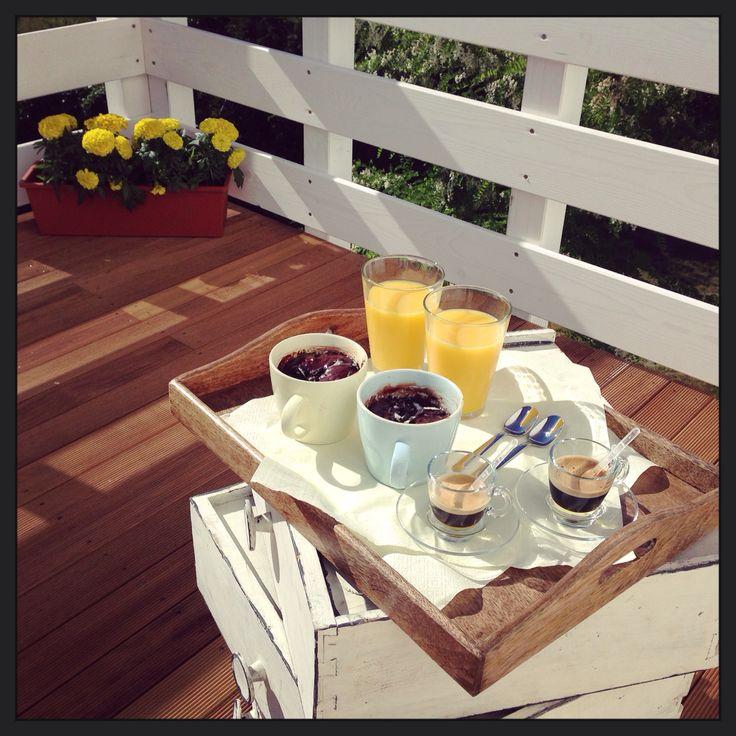 Breakfast, mugcakes