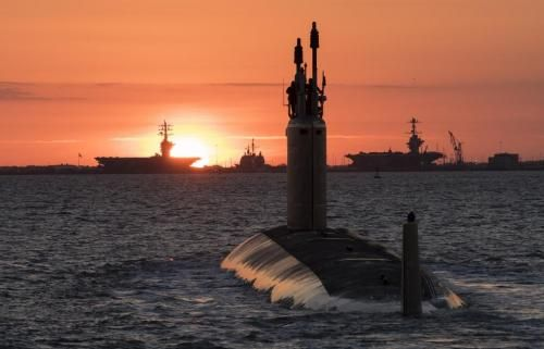 The 14th Virginia-class submarine, the USS Washington, has been delivered to the U.S. Navy by Huntington Ingalls Industries, which has now…