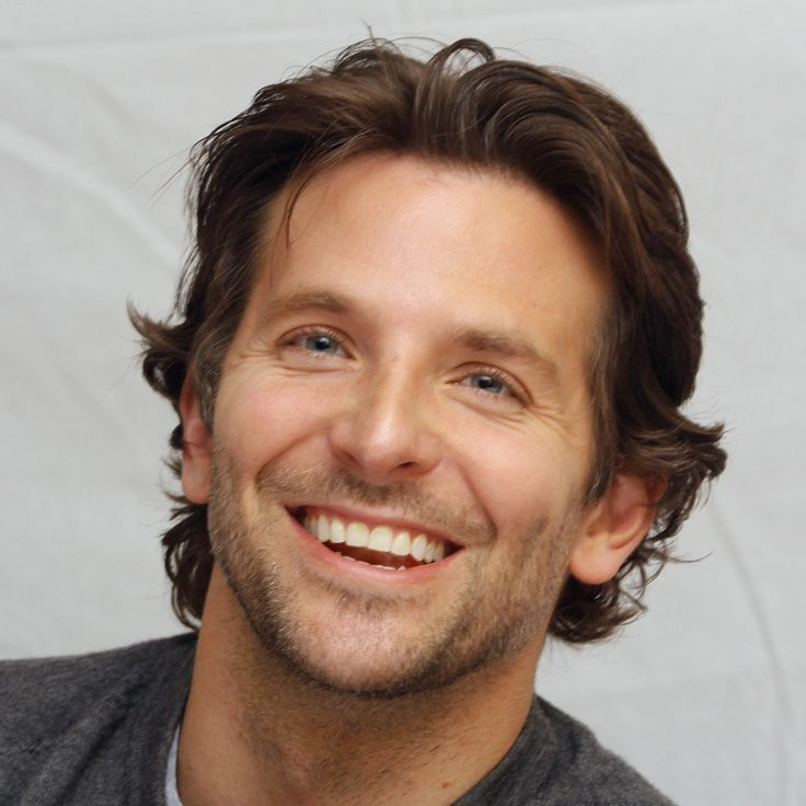 Look at that smile :D Bradley Cooper