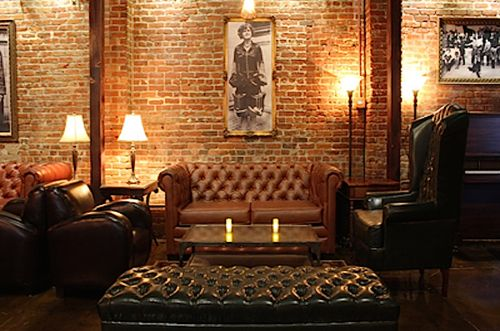 The Next Door Lounge is a prohibition era speakeasy themed bar located in Hollywood on Highland Avenue. The Next Door Lounge embodies an authentic speakeasy with a hidden entrance, password code, and prohibition decor inside. A great happy hour menu and innovative craft cocktails.