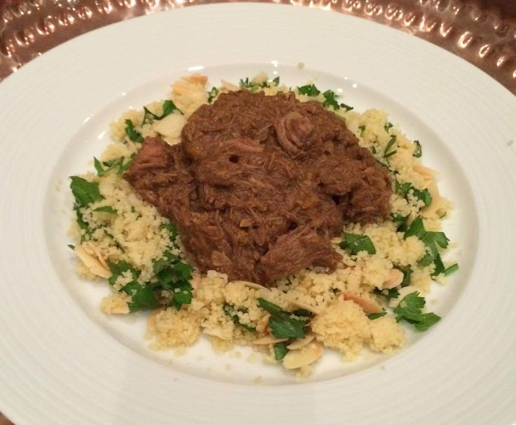 Recipe Lamb Tagine by romyblecher - Recipe of category Main dishes - meat