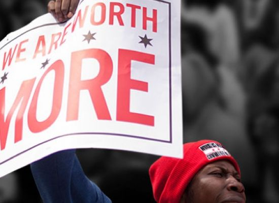 Want a Strike with That? Nation's Fast Food Workers to Walk Out Over Labor Conditions