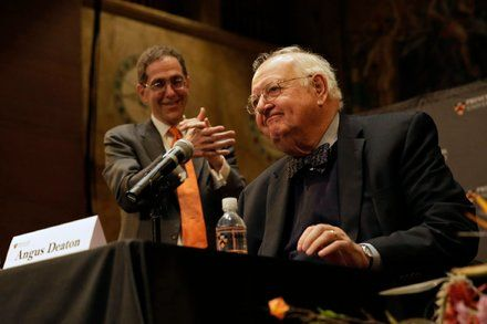 Why Angus Deaton Deserved the Economics Nobel Prize