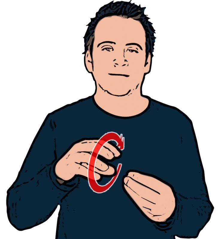 Tomato - British Sign Language (BSL)