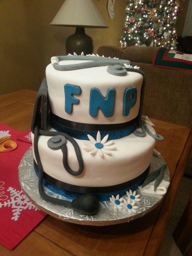 Nurse Practitioner Cake Ideas