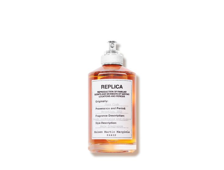 MAISON MARGIELA Replica Jazz Club | An addictive rum and leather oriental with clean, vibrant citrus notes to start, and a warm smoky dry down | @violetgrey
