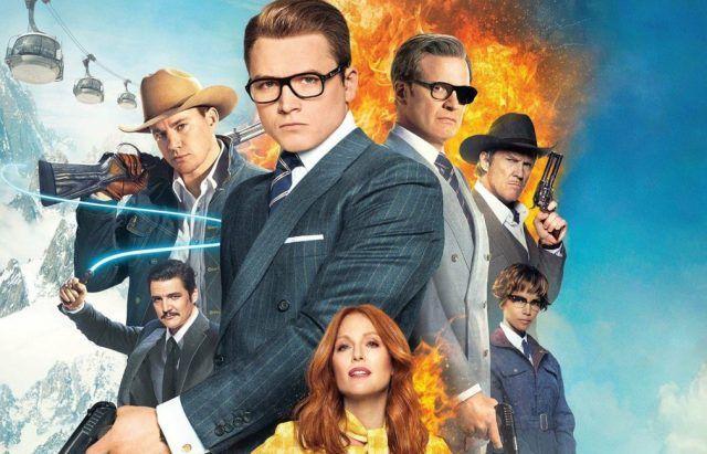 Se conoce un nuevo TV Spot de Kingsman: El Círculo Dorado #cine #Spot #TV