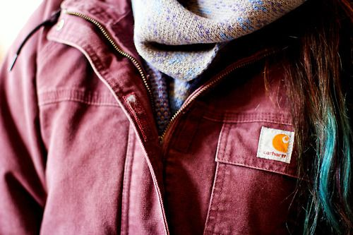 This blog is awesome! Jealous of these ladies' lives. #Carhartt women's sandstone Kenai parka