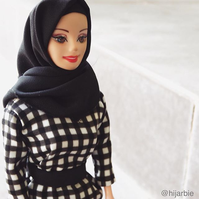 Good Morning/ Afternoon/ Evening wherever you are!❣ #Hijarbie #hijarbiestyle #hijabfashion
