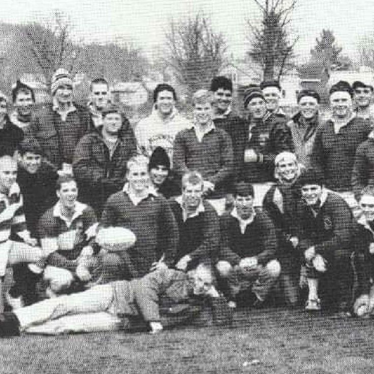 1983 Norwich University Rugby