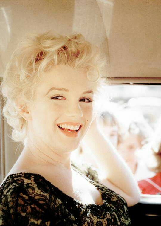 Marilyn Monroe, 1956.