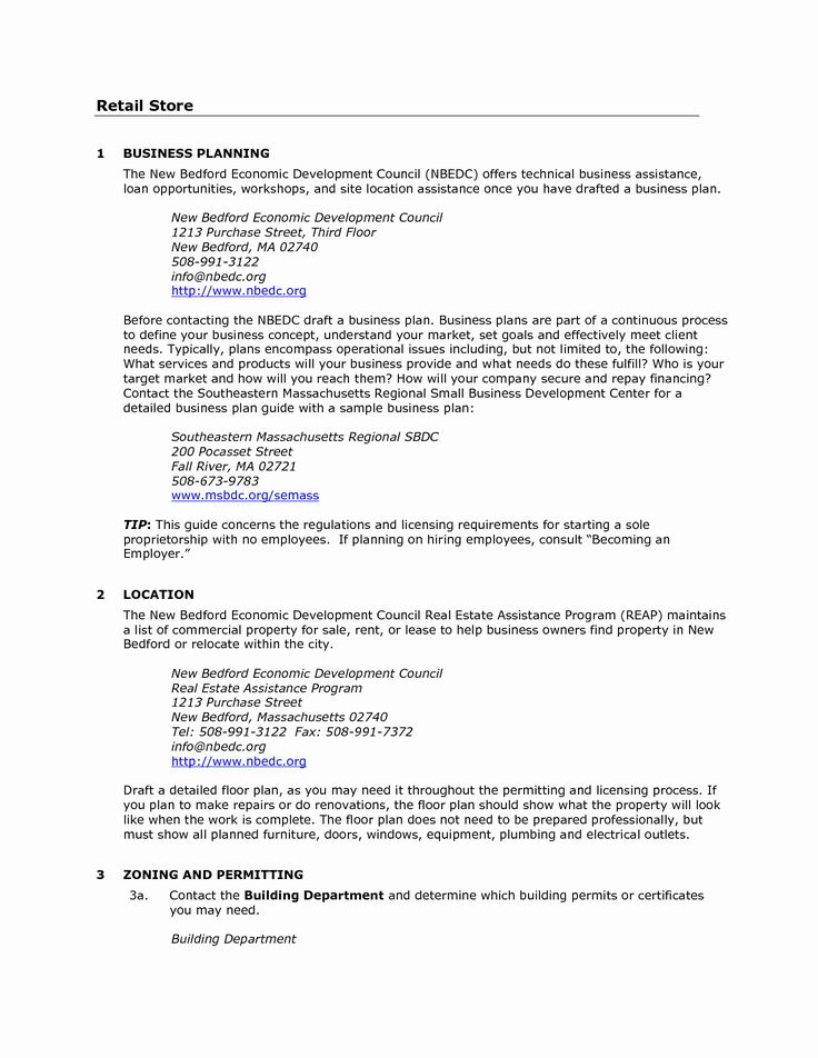 Clothing Line Business Plan Template Fresh A Sample