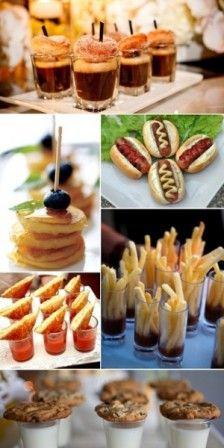 Leuke snackjes om te maken op een feestje