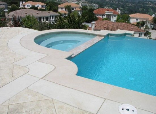 108 Best Pool Coping Images On Pinterest: 12 Ultimate Concrete Pool Coping