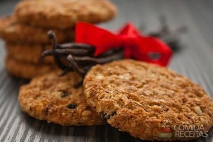 Receita de Cookie integral especial em receitas de biscoitos e bolachas, veja essa e outras receitas aqui!