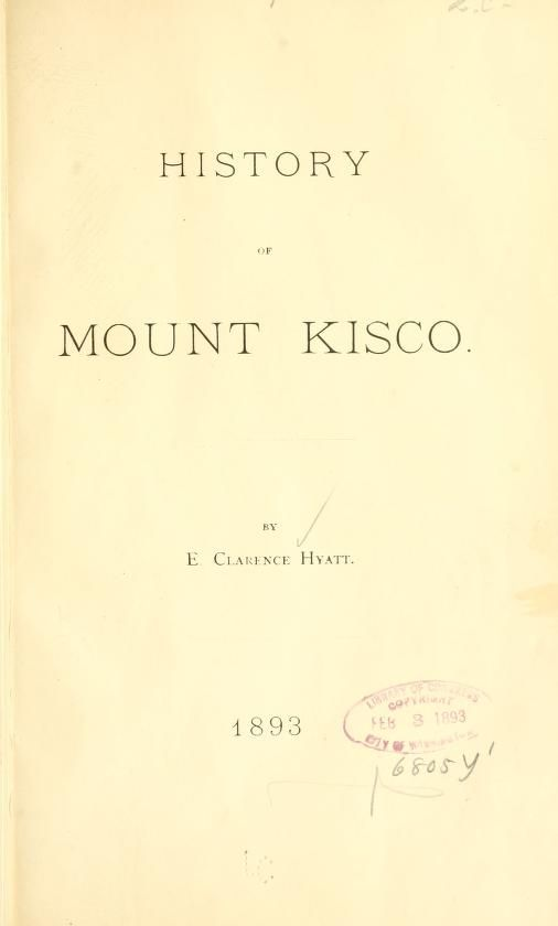 A slightly different way to learn about the history of Mount Kisco, N.Y.: Visit its graveyards. http://bashfuladventurer.com/visiting-mount-kiscos-invisible-church/