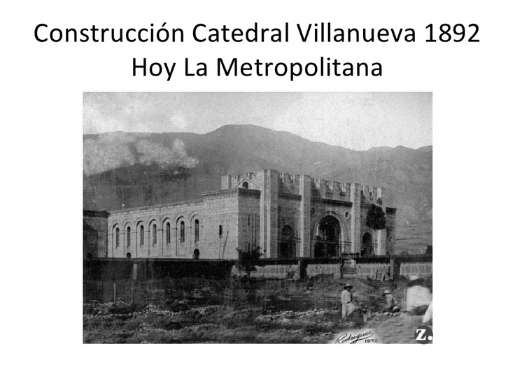 Catedral Metropolitana 1892 - Medellín