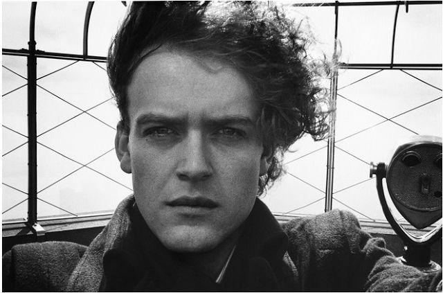 Hervé Guibert, Autoportrait, New York, 1981 © Christine Guibert