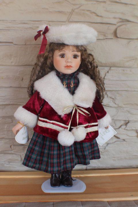 Fantastic Regency Fine Arts Special Collector's Porcelain Doll, Hayley, Limited…