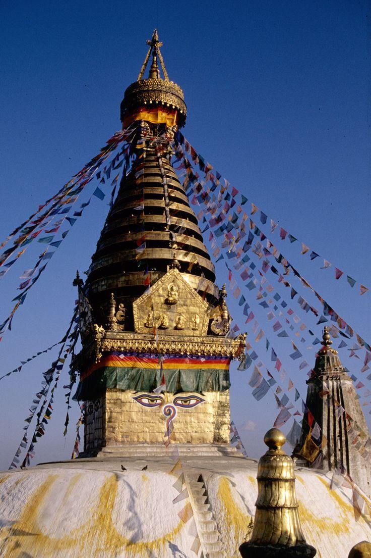 Stupa Swayambhunath