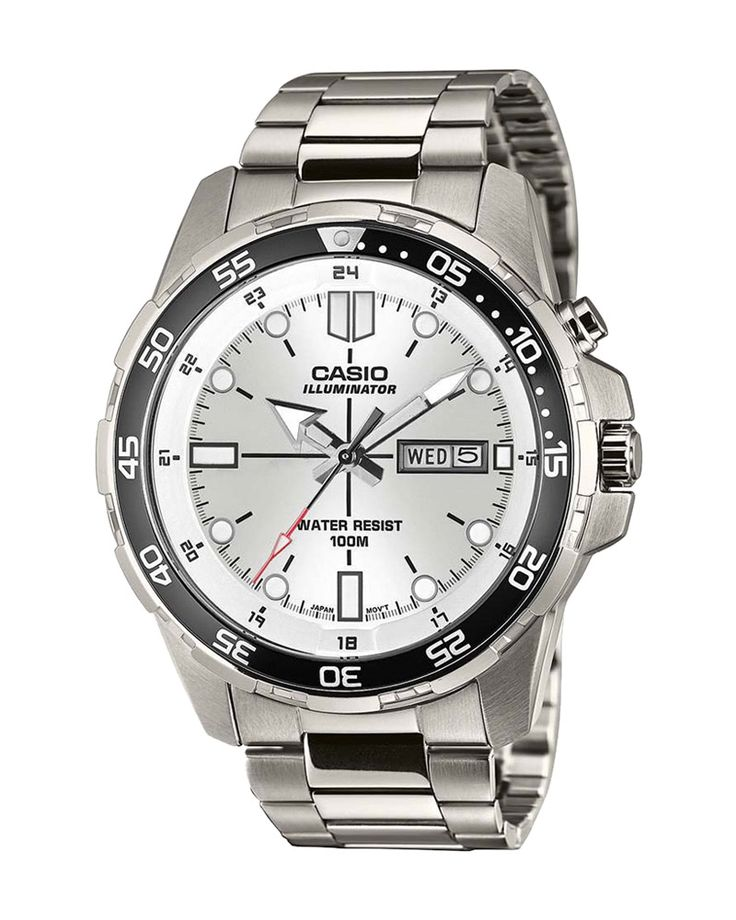 Ρολόι CASIO Collection Mens Illuminator MTD-1079D-7A1VEF