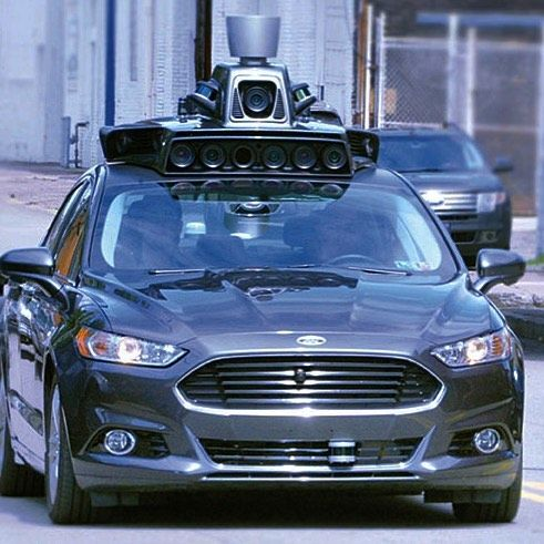 Uber confirms its testing self-driving cars in Pittsburgh. Through a combination of multiple cameras lasers and sensors Ubers self-driving cars can see as far as 100 meters in any direction. Thus far there have been no crashes with regular cars according to the company.  Find out more through the link in our bio.  #Uber #Pittsburgh #PA #selfdrivingcars #autonomousvehicles #cars #selfdriving #tech #TechCrunch by techcrunch