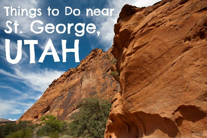"As part of our Utah Travel Series, ""50 Reasons to Visit Utah in the Summertime,"" here are some of our favorite things to do, see and eat in St. George, Utah! FOOD The Pastry Pub If you are coming from Northern Utah, stopping at the Pastry Pub in Cedar City is a great idea. I... Read More »"