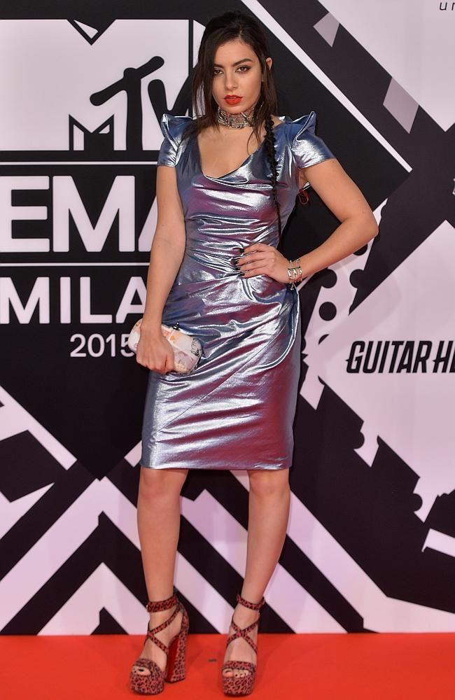 2015 MTV EMAs - Charlie XCX