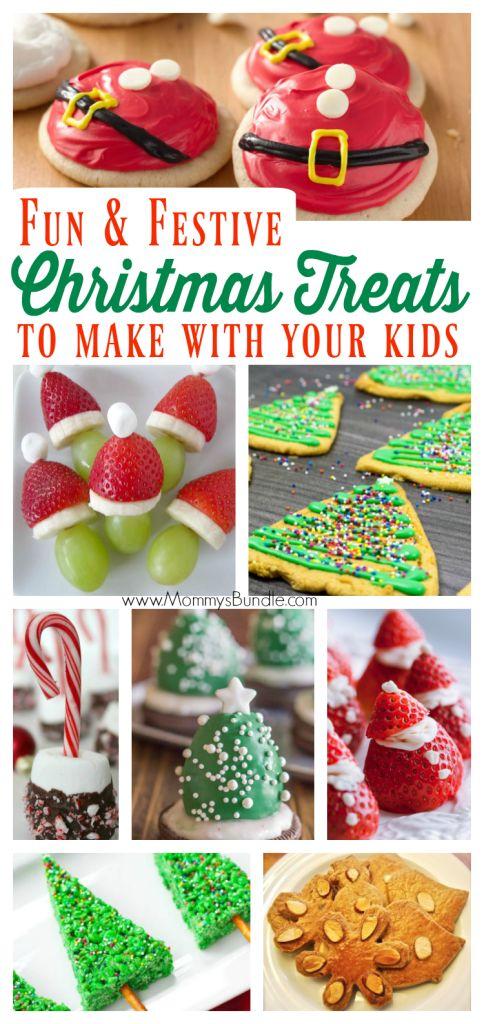 58 Best Festive Food Images On Pinterest Christmas