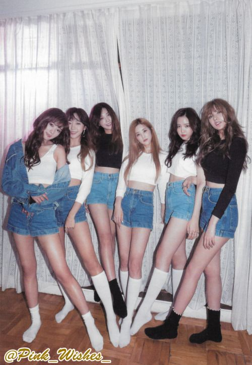seven springs of apink ♡