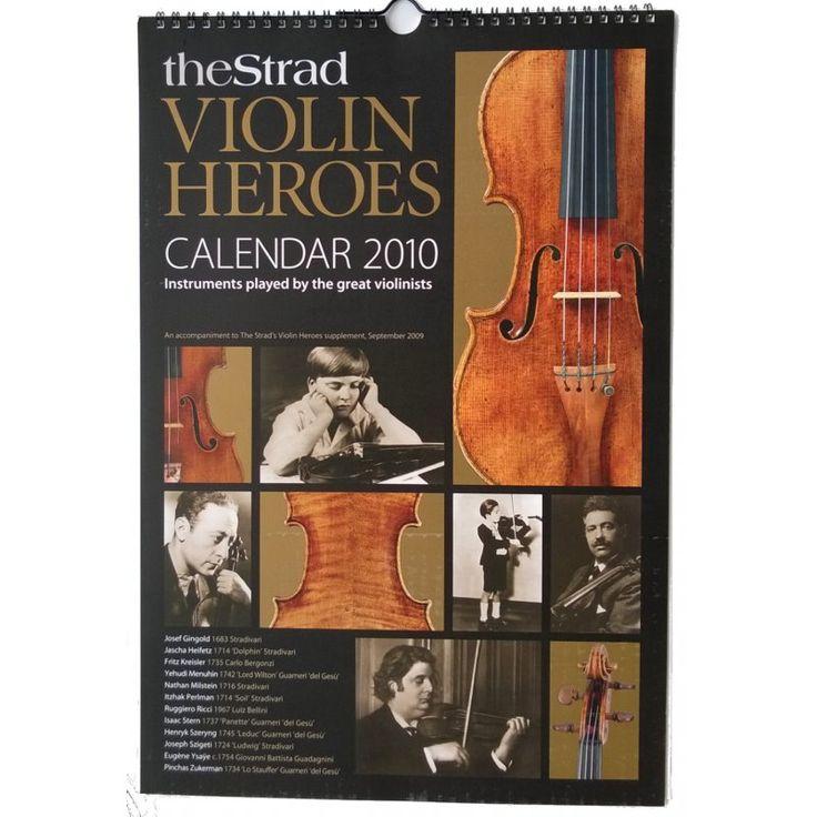 Strad-Kalender 2010, 5,00 €