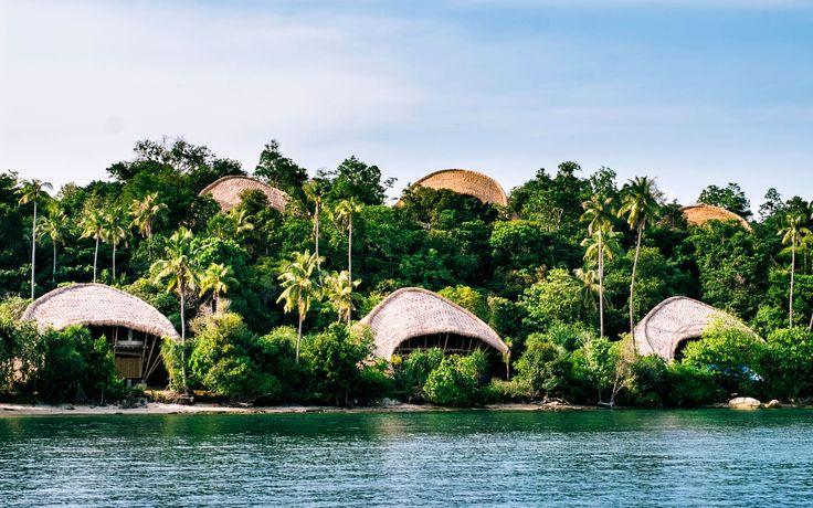 Cempedak Bamboo Island