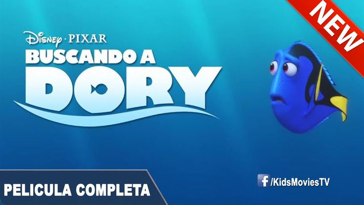 Buscando a Dory Pelicula Completa en Español Latino Disney HD